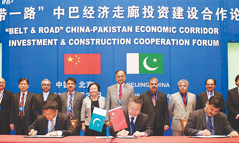Pakistan's Financial Crisis Puts China's Belt and Road On The Spot