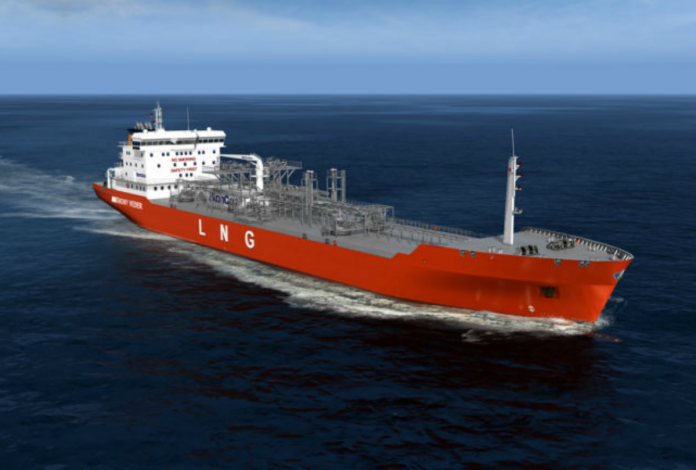 LNG gaining momentum