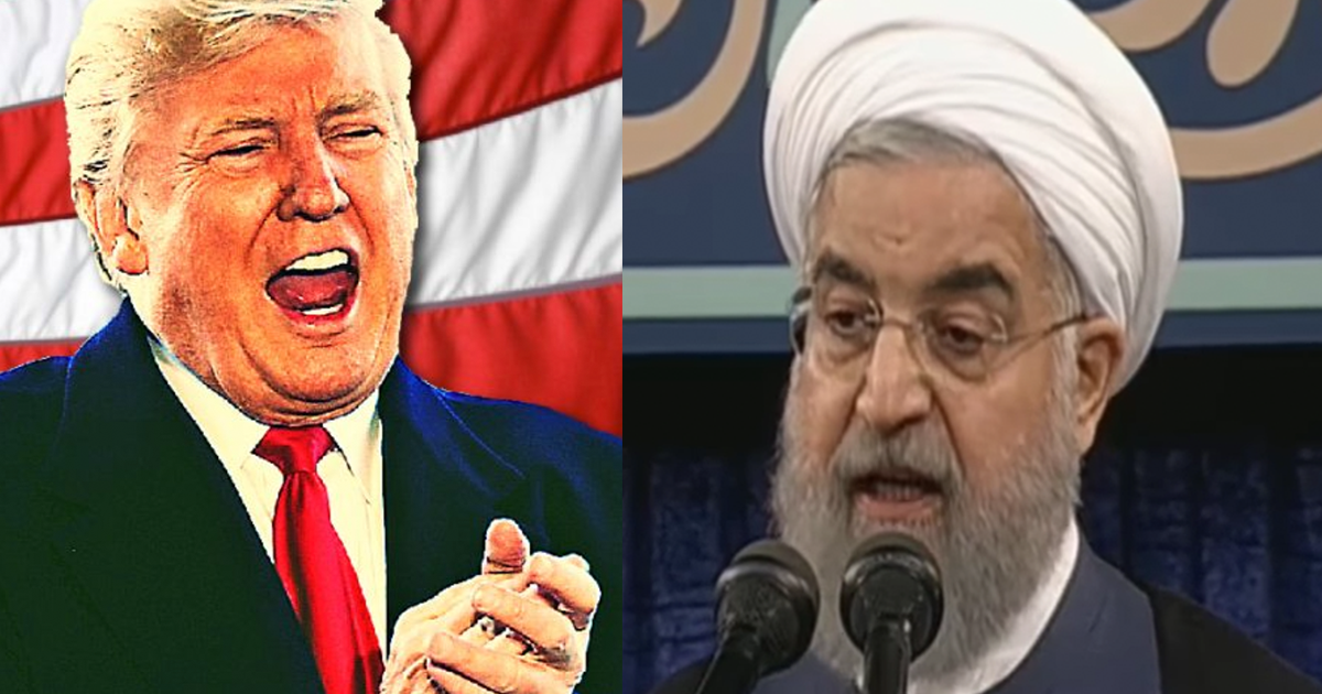 Talking to Rouhani: Is Trump shooting from the hip or following a script?