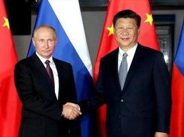 Russia-China Relations: Alliance in the Making?