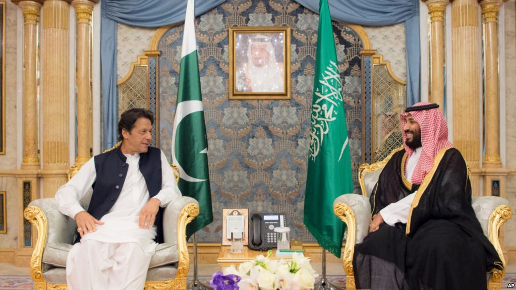 The politics of Saudi-CPEC partnership