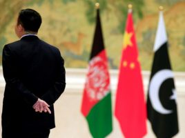 The China connection between Pakistan and Afghanistan
