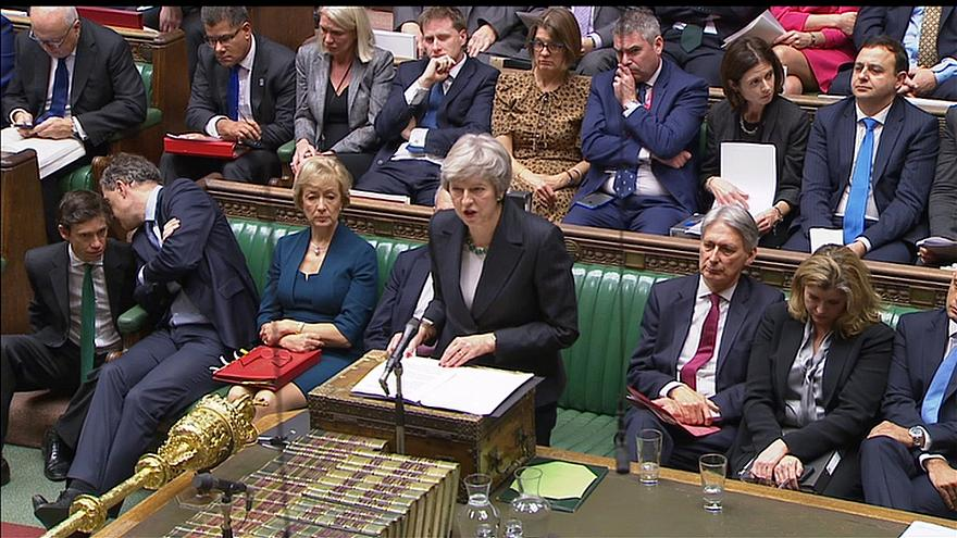 Amid Brexit pressure, what next for May?