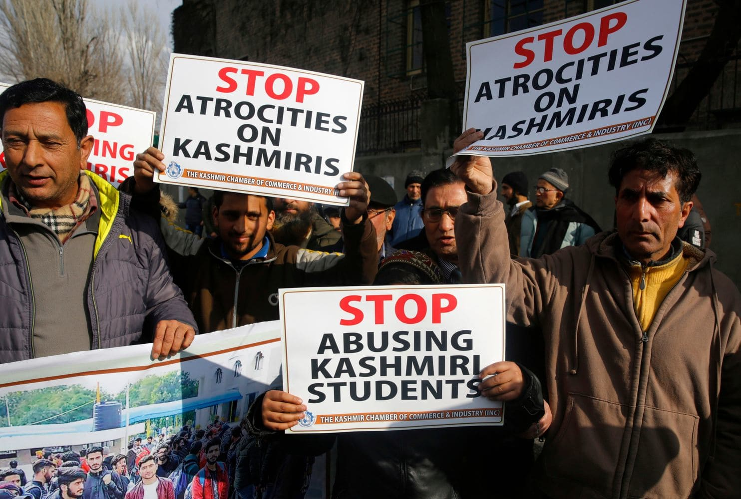As India beats its war drums over Pulwama, its occupation of Kashmir is being ignored