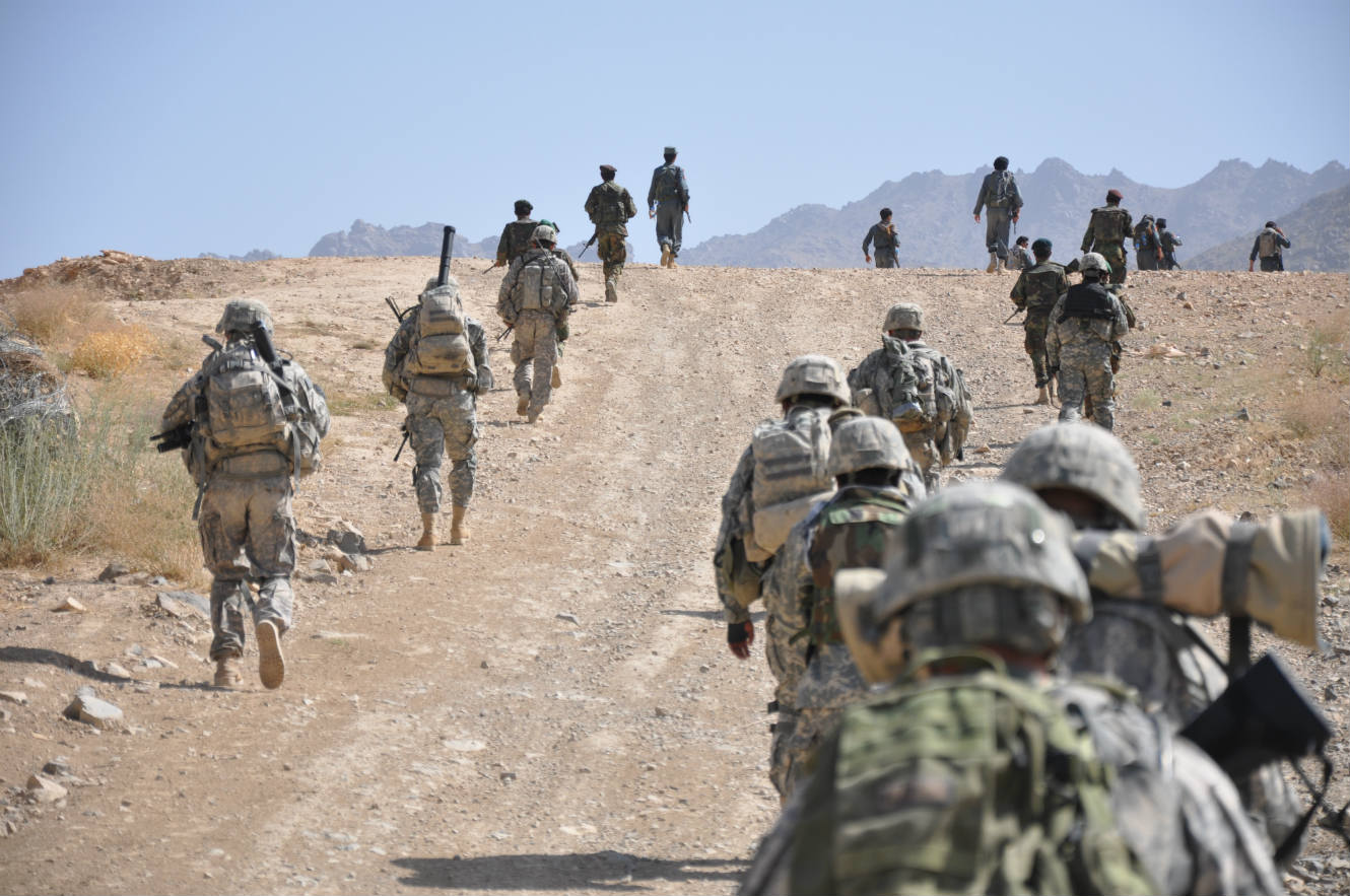 COMING TO TERMS WITH AMERICA'S UNDENIABLE FAILURE IN AFGHANISTAN