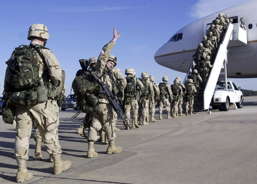 Is the US finally leaving Afghanistan?
