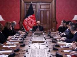 The Afghan scenario is far from gloomy