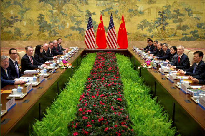 U.S., China sketch outlines of deal to end trade war: sources