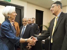 The IMF Can't Fix Pakistan