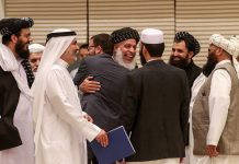U.S.-Taliban agreement