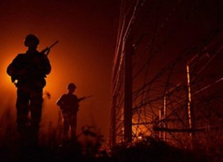 Indian Army violates Kashmir LoC